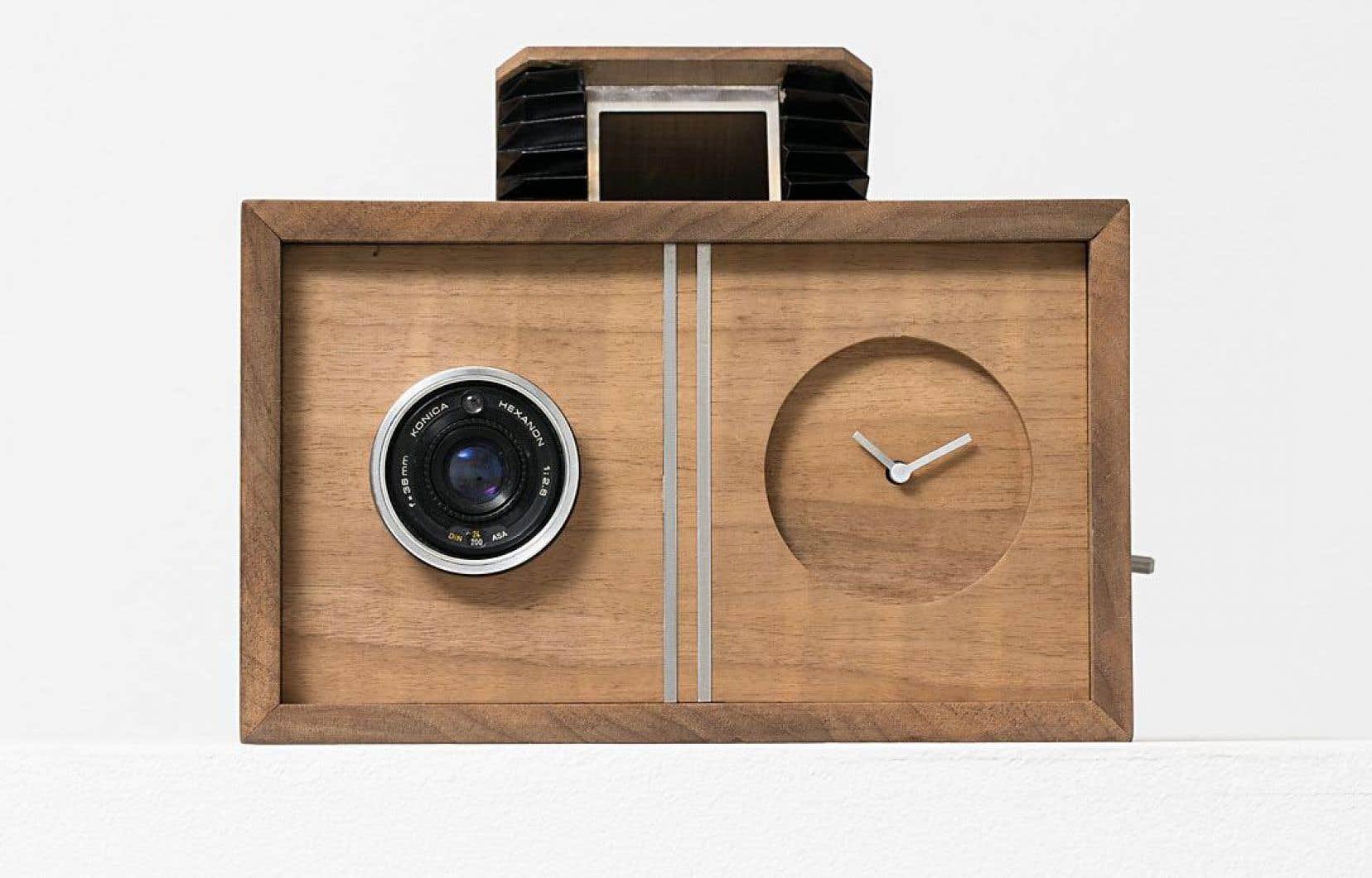 L'horloge de Céline Mosset