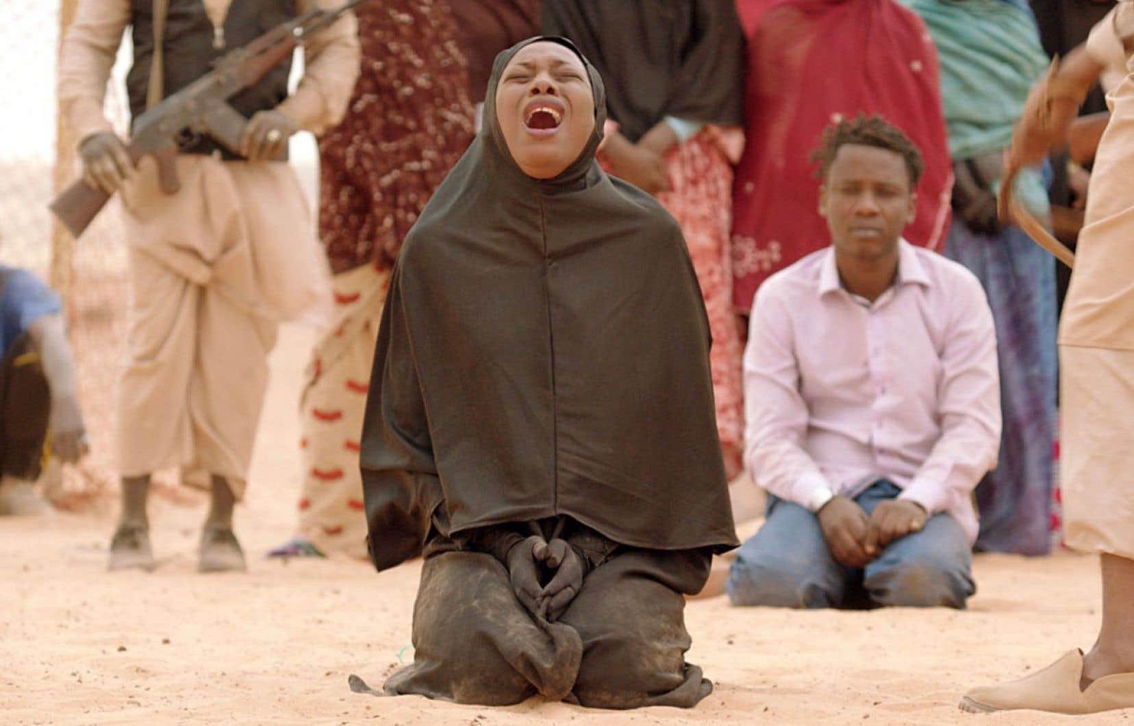 Dans «Timbuktu», la population n'échappe pas pour longtemps à l'oppression des intégristes, allergiques aux vêtements colorés, aux mélodies accrocheuses, ou au simple plaisir d'exister…