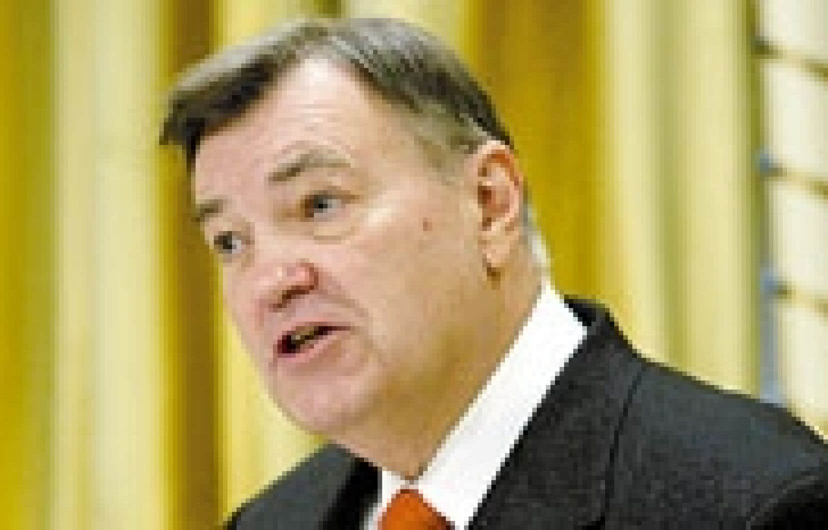 André Ouellet