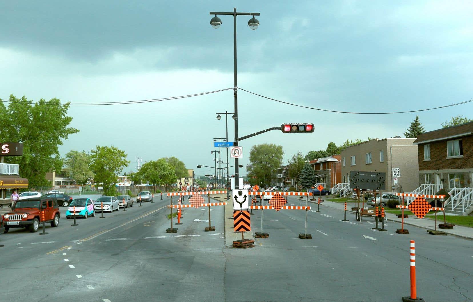 Entre les projets d'autobus rapide sur Pie IX (notre photo), la promesse d'un Train de l'Ouest et le prolongement de la ligne bleue, de grands projets nécessitent un leadership clair.