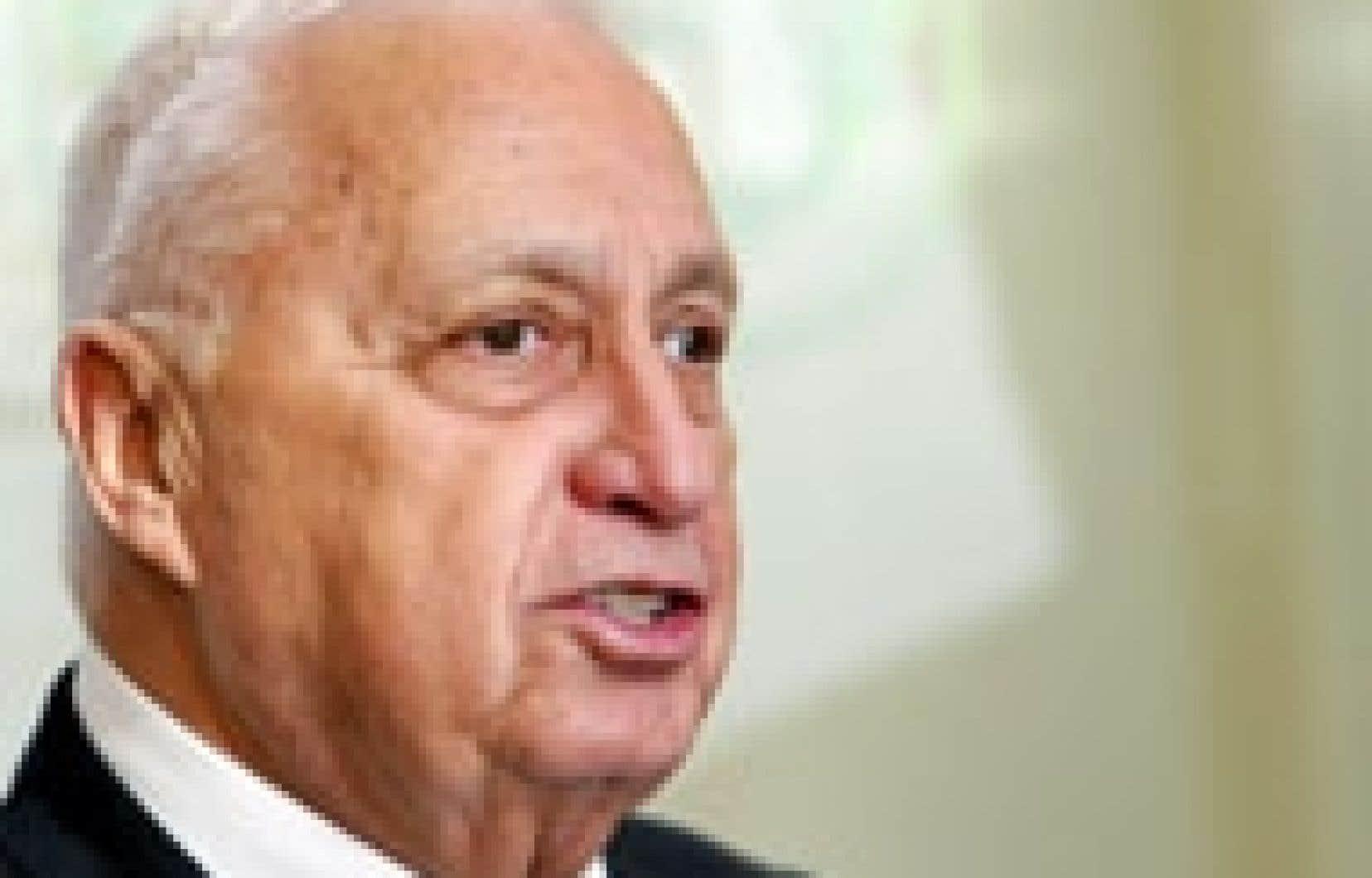 Le premier ministre israélien attend des Européens un changement d'attittude.