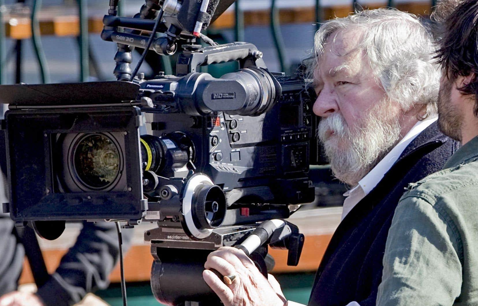 Avec son demi-siècle de cinéma, Jean-Claude Labrecque a toujours conservé un souci de mémorialiste.
