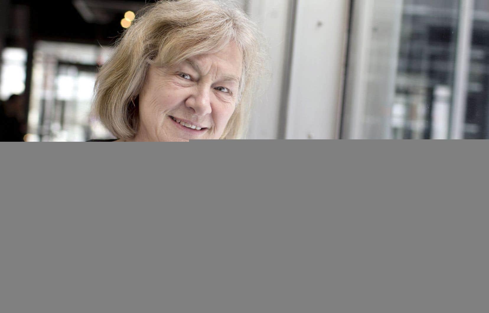 «Je préfère être en déficit d'argent qu'en déficit de liberté», souligne la cinéaste Micheline Lanctôt.