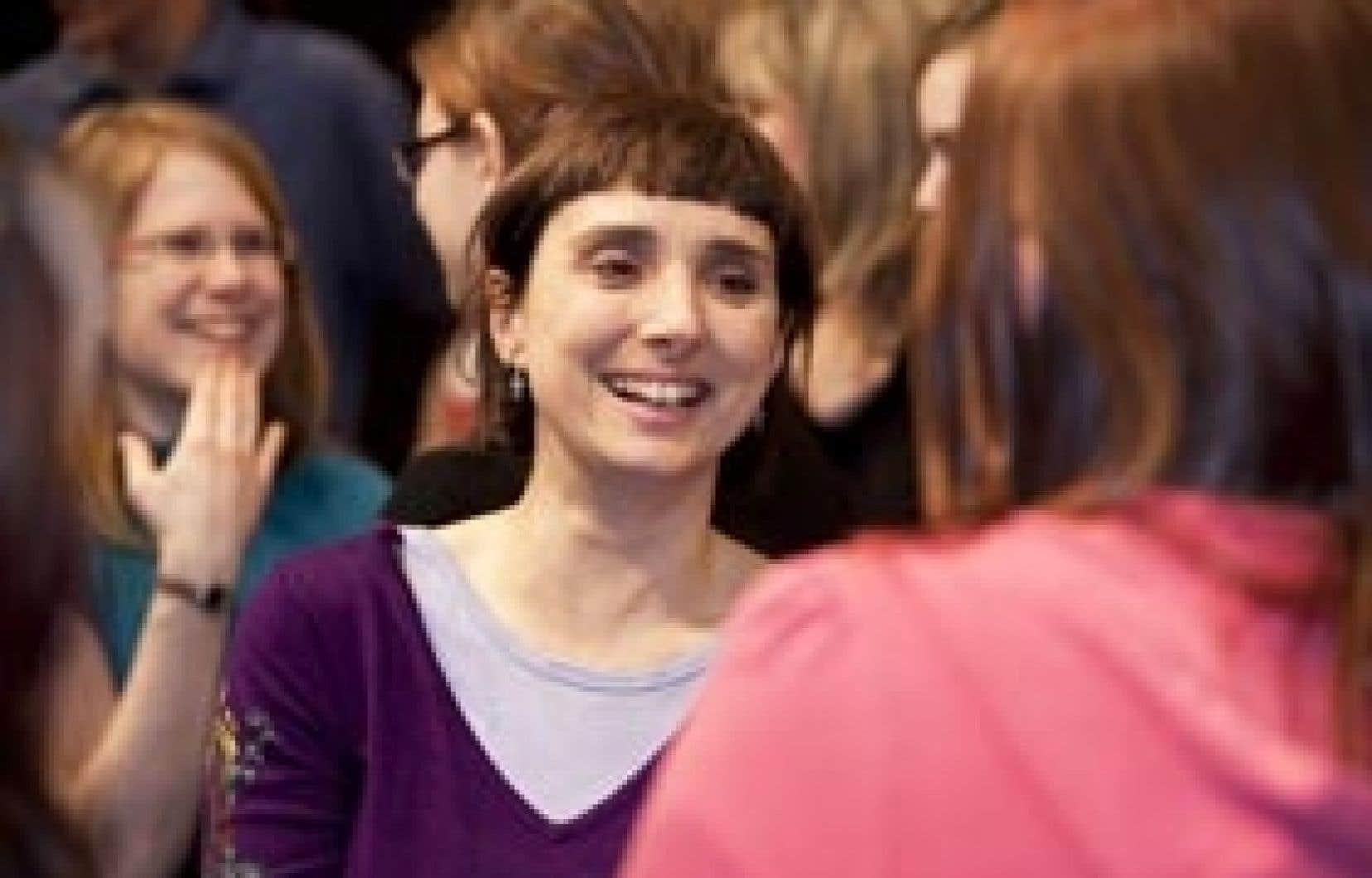 Catherine Mavrikakis, l'écrivaine primée par les collégiens
