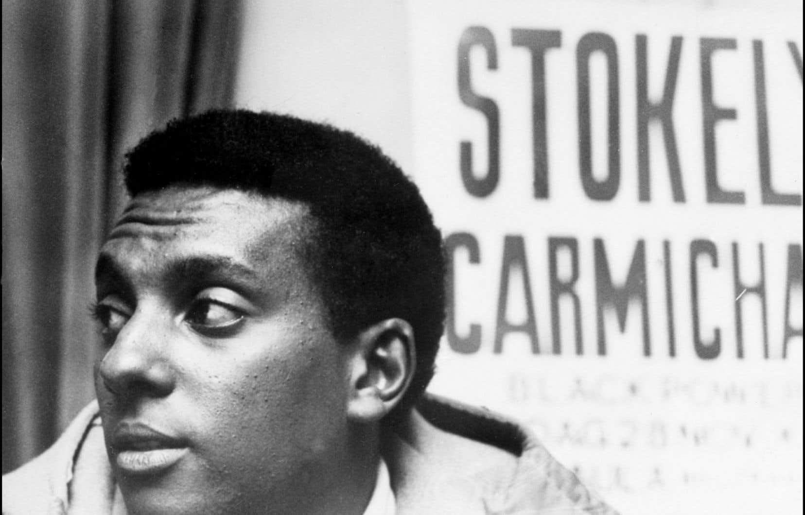 L'orateur Stokely Carmichael s'est illustré au Congrès des écrivains noirs, qui s'est tenu en octobre 1968 à McGill.