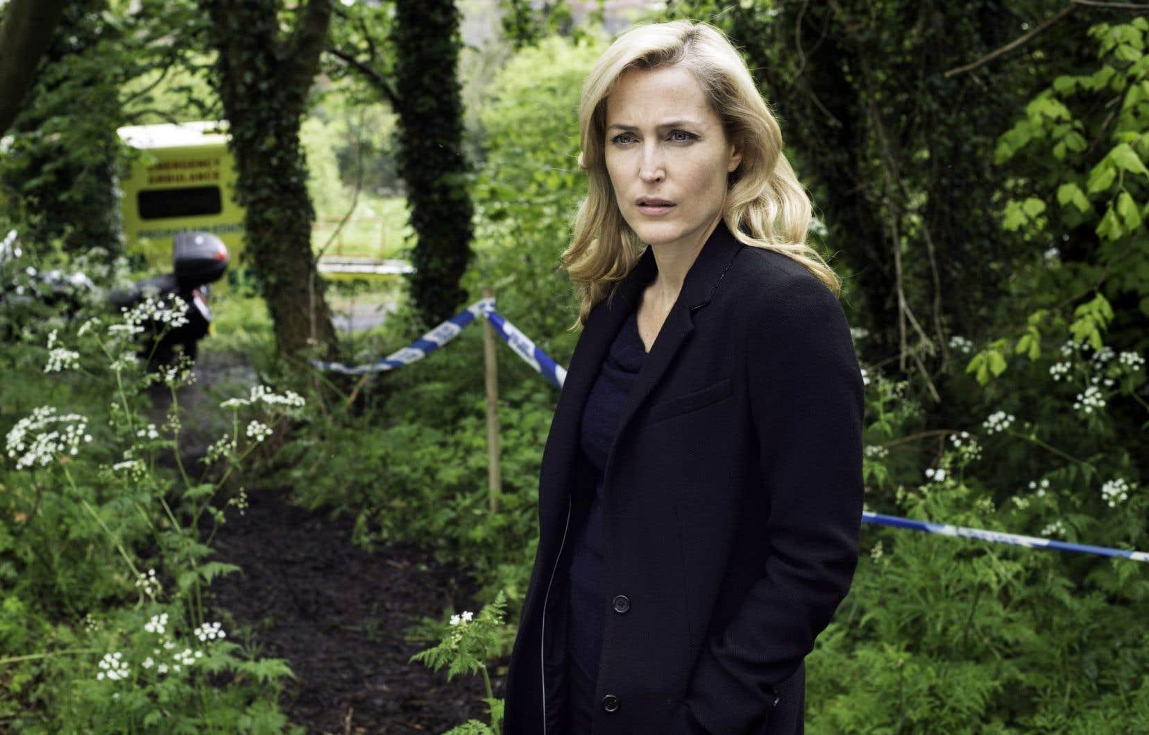 L'héroïne de «The Fall», interprétée par Gillian Anderson, a été décrite comme la plus féministe des dernières années à la télévision.