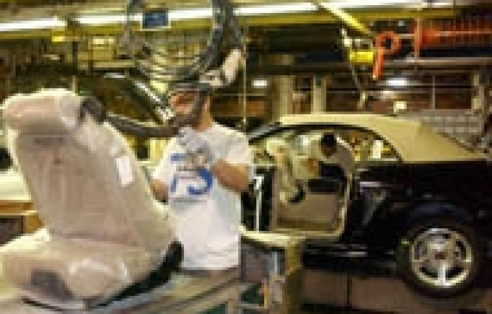 L'économie américaine a créé 288 000 emplois le mois dernier.