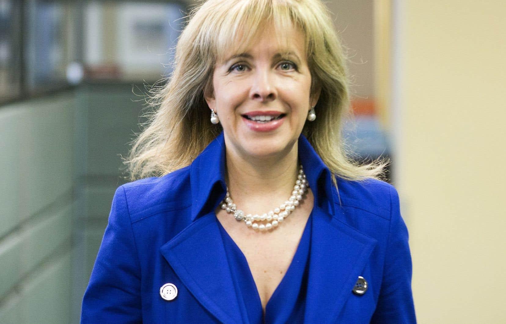 Julie Latour reproche à Julie Miville-Dechêne d'avoir fait cavalier seul pour préparer mémoire déposé par le CSF sur projet de loi 20