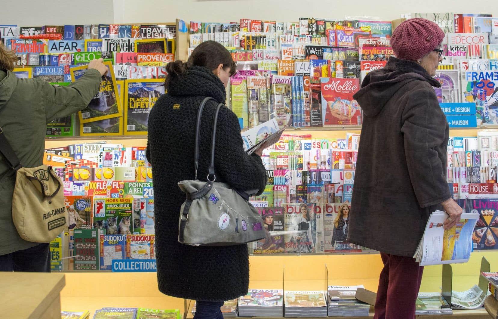 Parmi les revues de toutes provenances qui déferlent sur nos kiosques à journaux, combien reflètent notre réalité?