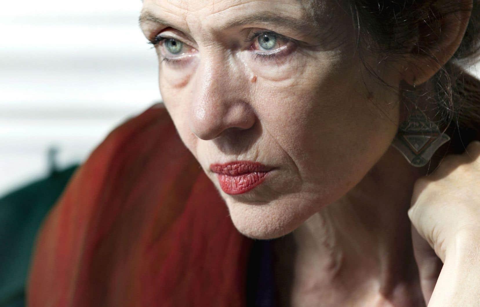 L'auteure canadienne Nancy Huston recevra le Grand Prix littéraire Metropolis bleu.