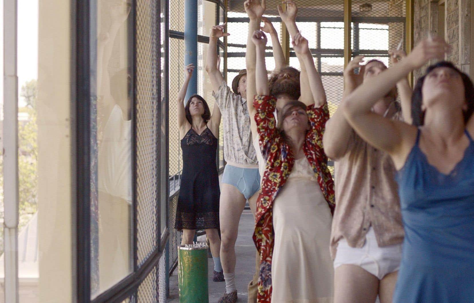 Image tirée d'«Une courte histoire de la folie», de la réalisatrice Isabelle Hayeur.