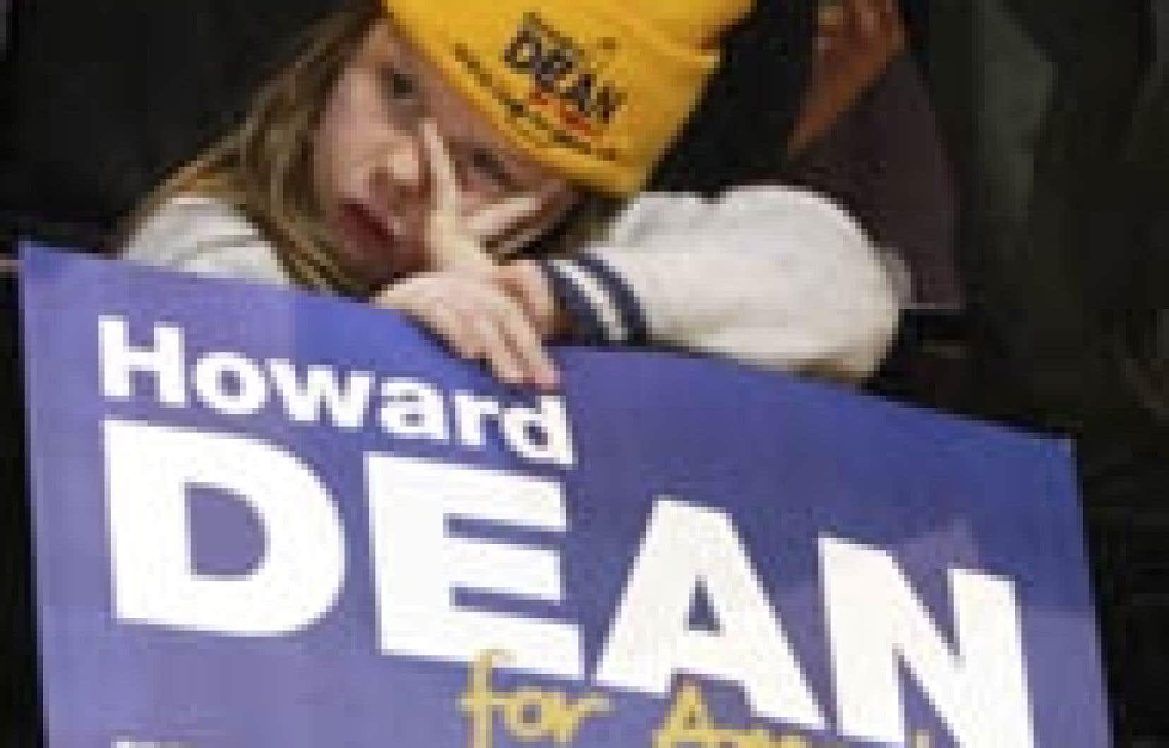 Le camp Dean continue d'encaisser les coups durs.