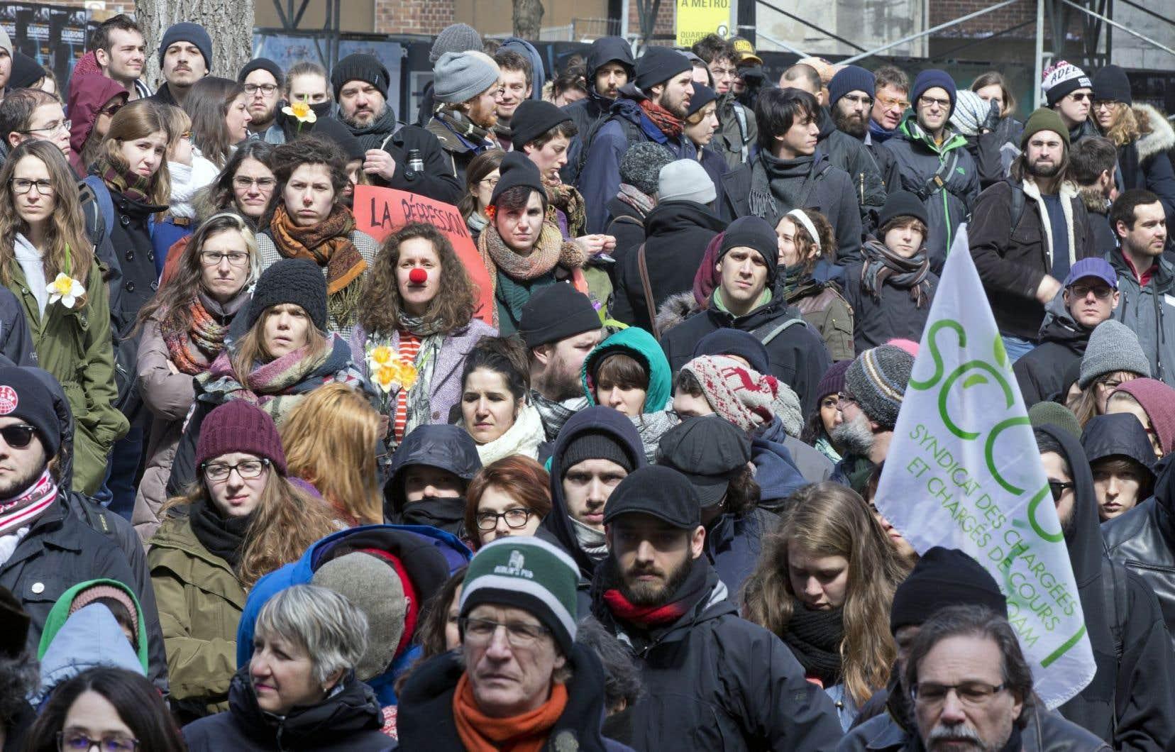 Même si certains soutiennent que le droit de grève des étudiants est dans un flou juridique, il est probable que certaines injonctions seront accordées.