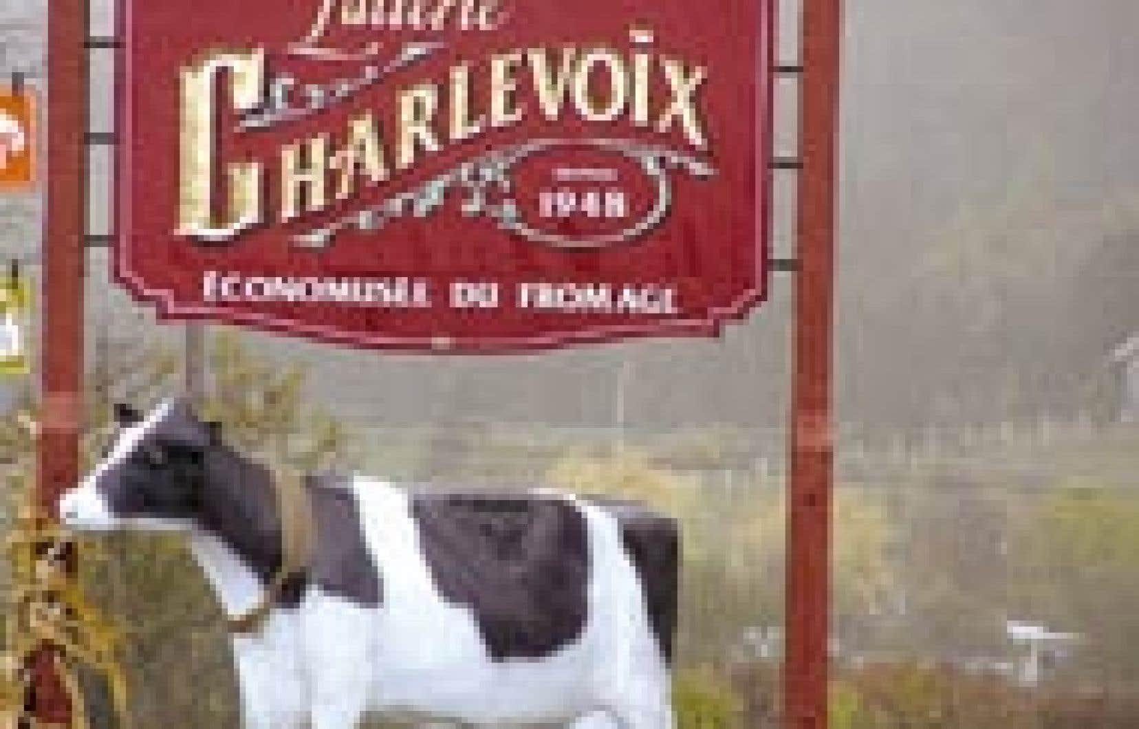Chaque région tente de développer des ressources parallèles à l'industrie agroalimentaire, comme par exemple l'Écomusée du fromage dans Charlevoix.