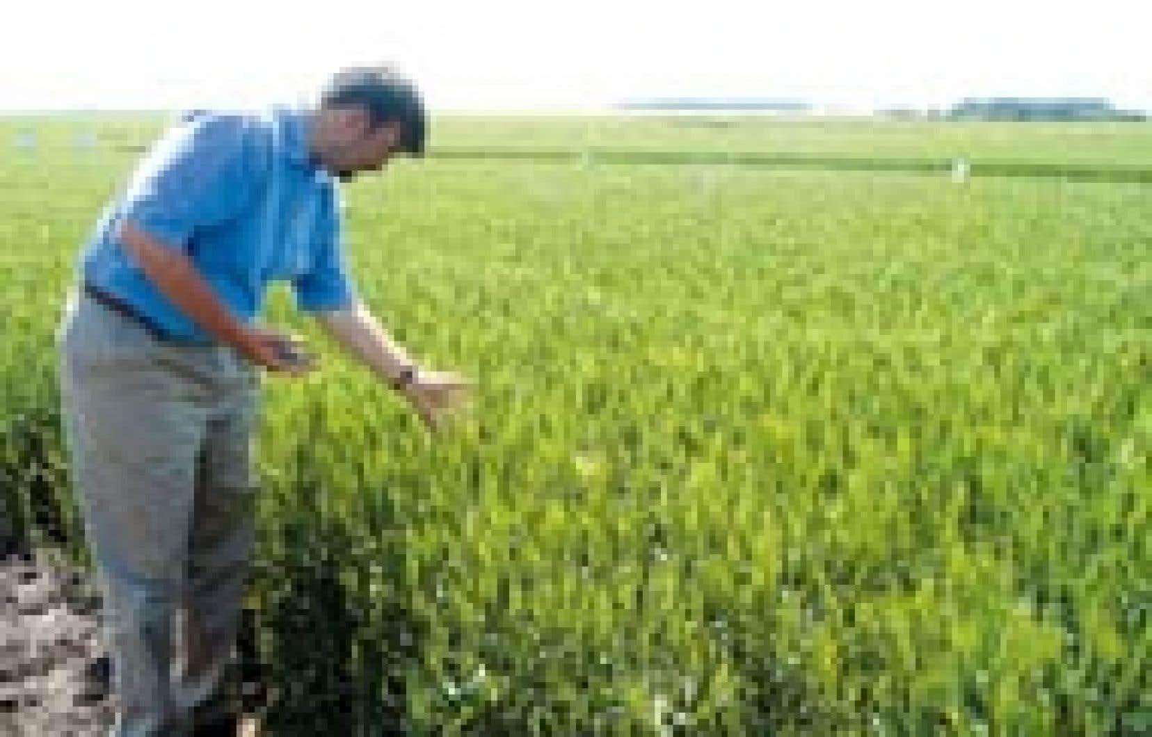 L'expression «agriculture durable» englobe toutes les dimensions de la production, c'est-à-dire l'environnement, mais aussi l'aspect financier.