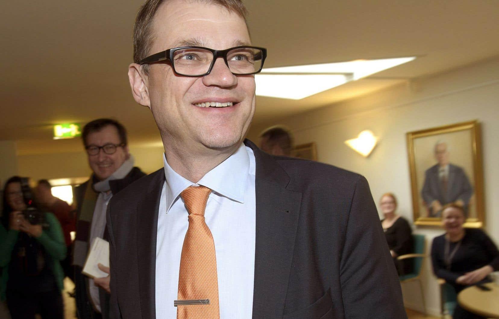 Le centriste Juha Sipiläa promis durant sa campagne de rompre avec les dysfonctionnements du gouvernement sortant.
