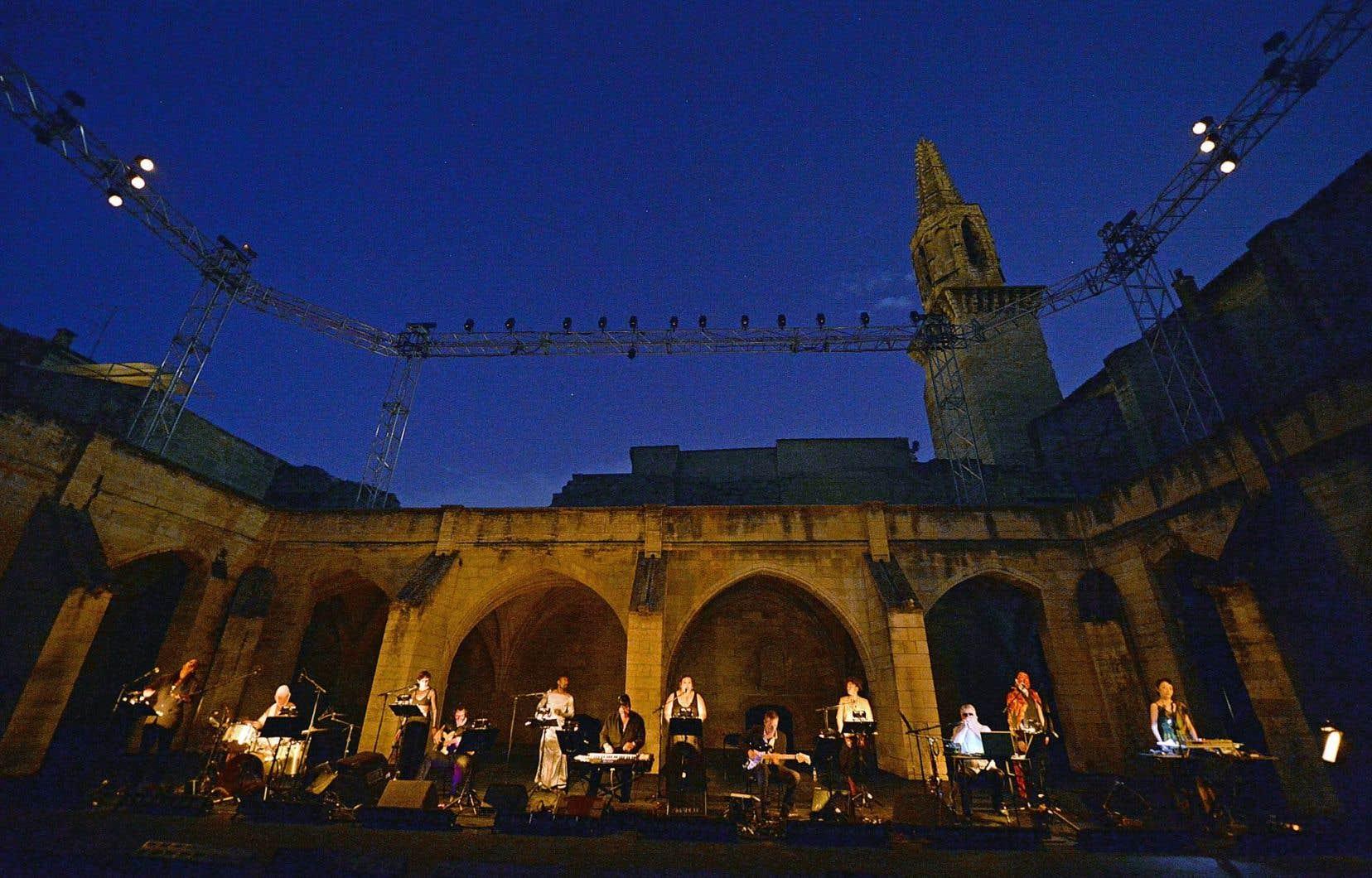 Le prestigieux Festival de théâtre d'Avignon sera écourté de deux jours cette année.