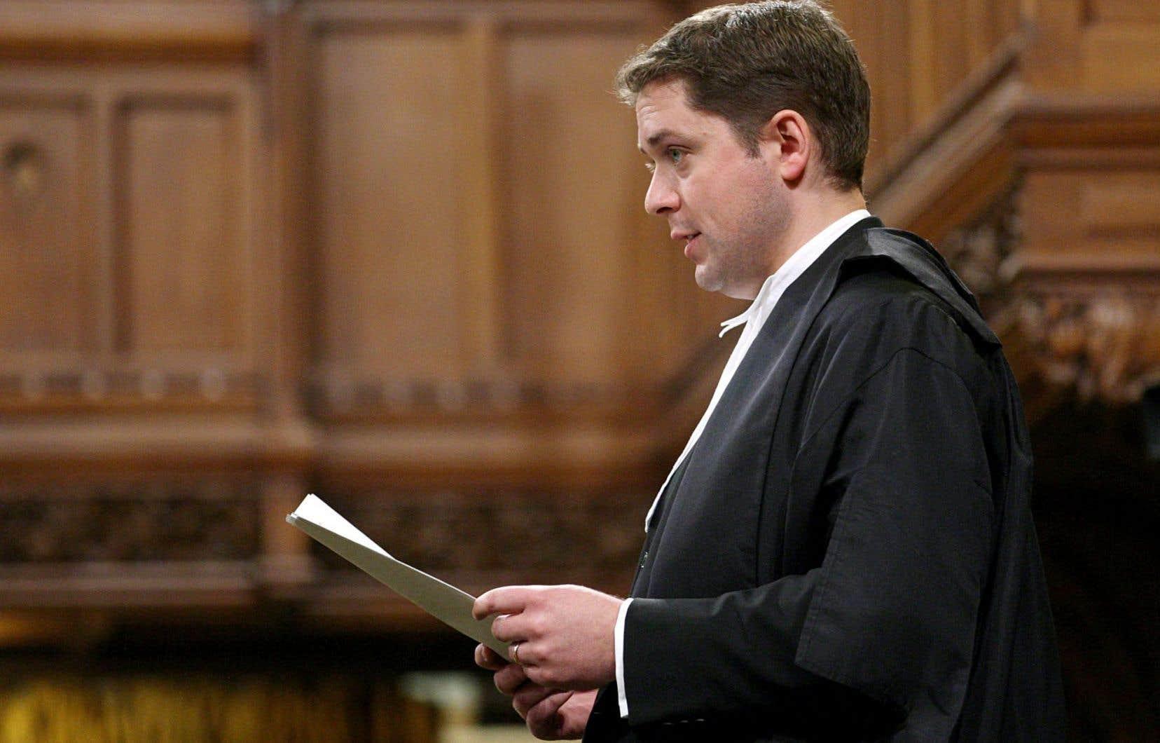 Le président de la Chambre, Andrew Scheer, n'a pas l'intention de changer la prière.