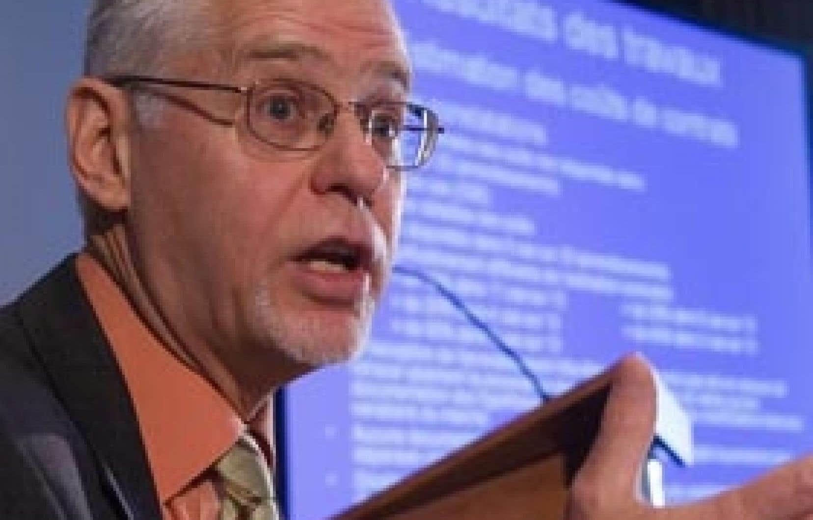 Michel Doyon attend de voir les détails du mandat qui lui sera confié, mais il annonce déjà que le vérificateur général pourra difficilement remettre son rapport avant la fin du mois de septembre.