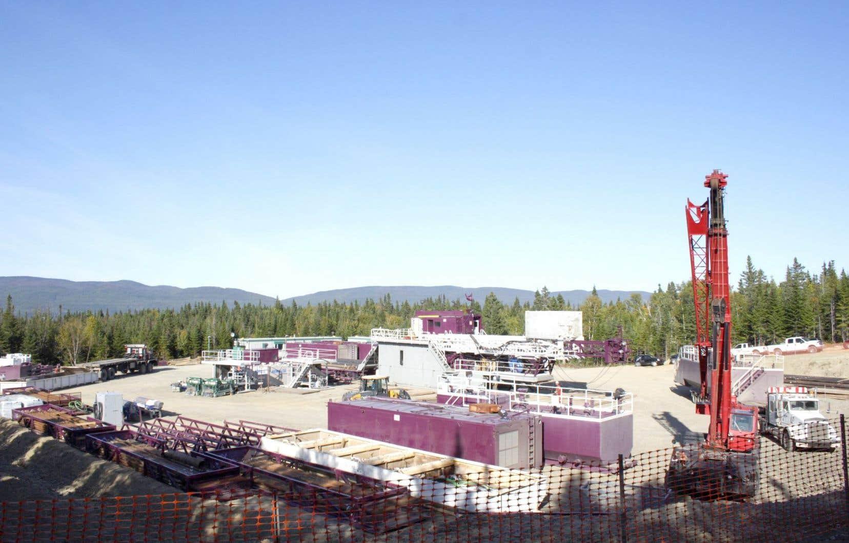 Le site Haldimand est situé à 350 mètres d'une zone résidentielle.