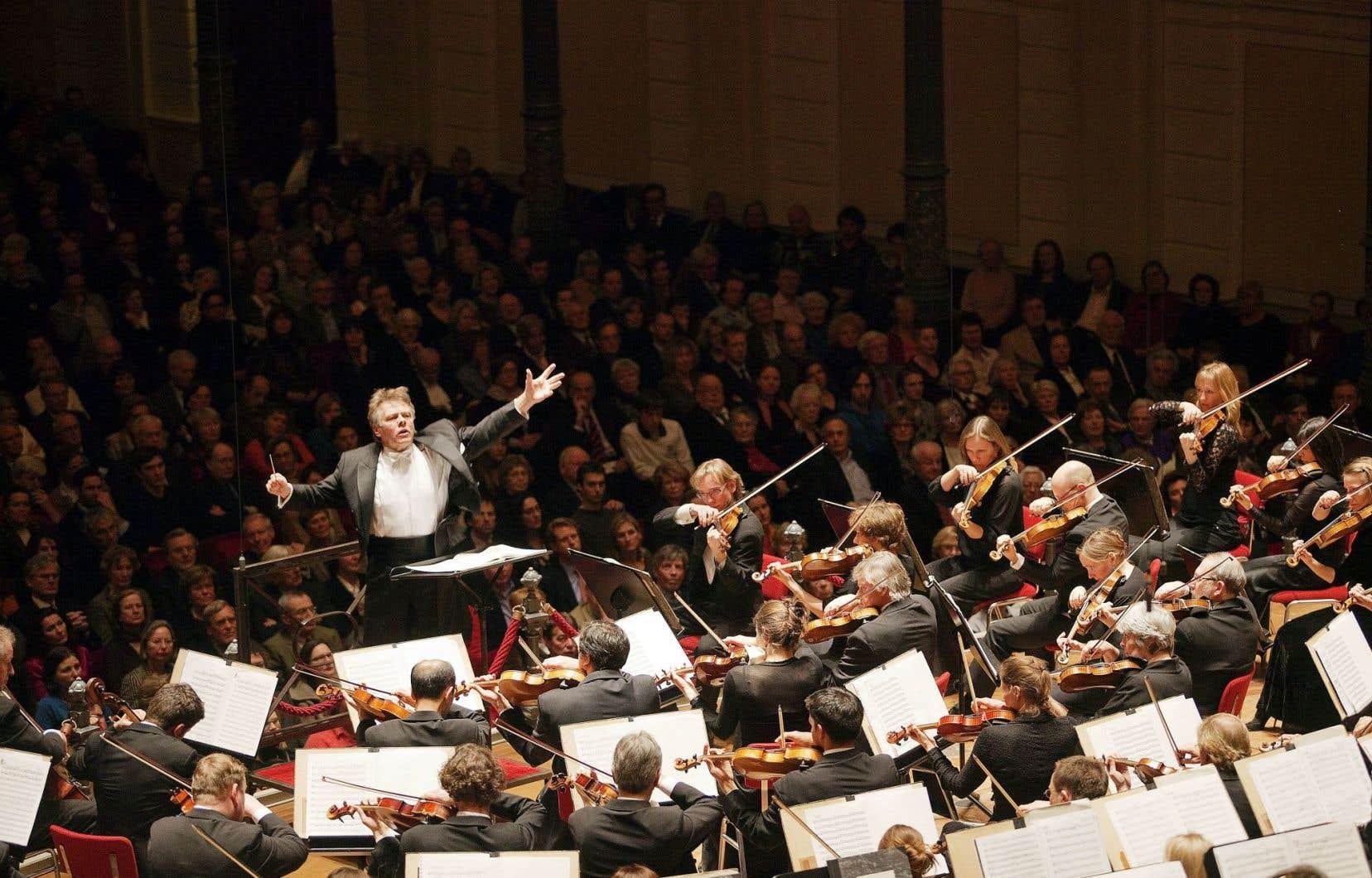 Mezzo Live HD veut se positionner comme un partenaire qui fixe le patrimoine des grandes institutions musicales.