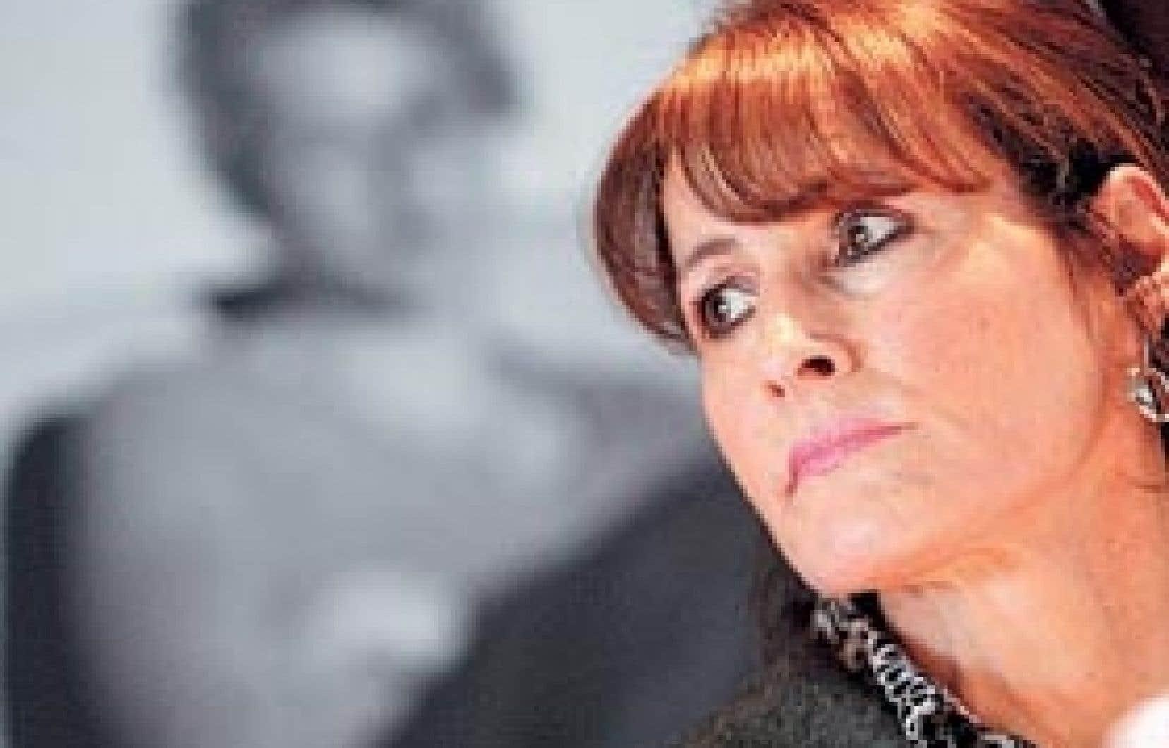 La ministre de la Justice, Kathleen Weil, a déposé hier à Québec un projet de loi contre les poursuites abusives.
