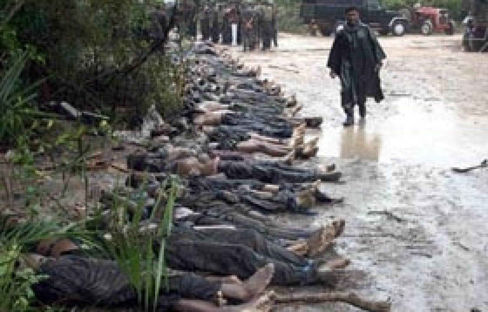 Une opération militaire menée en février avait coûté la vie à quelque 250 rebelles. Depuis vendredi, 420 combattants auraient perdu la vie, selon la présidence sri-lankaise.