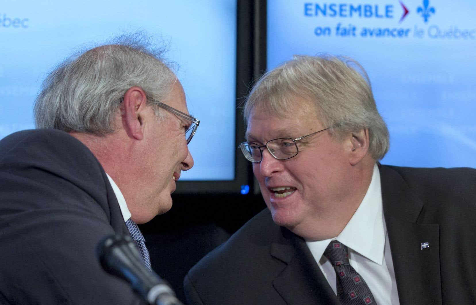 L'entente a été annoncée lundi par le ministre Gaétan Barrette et le président de la Fédération des médecins omnipraticiens du Québec, Dr Louis Godin.