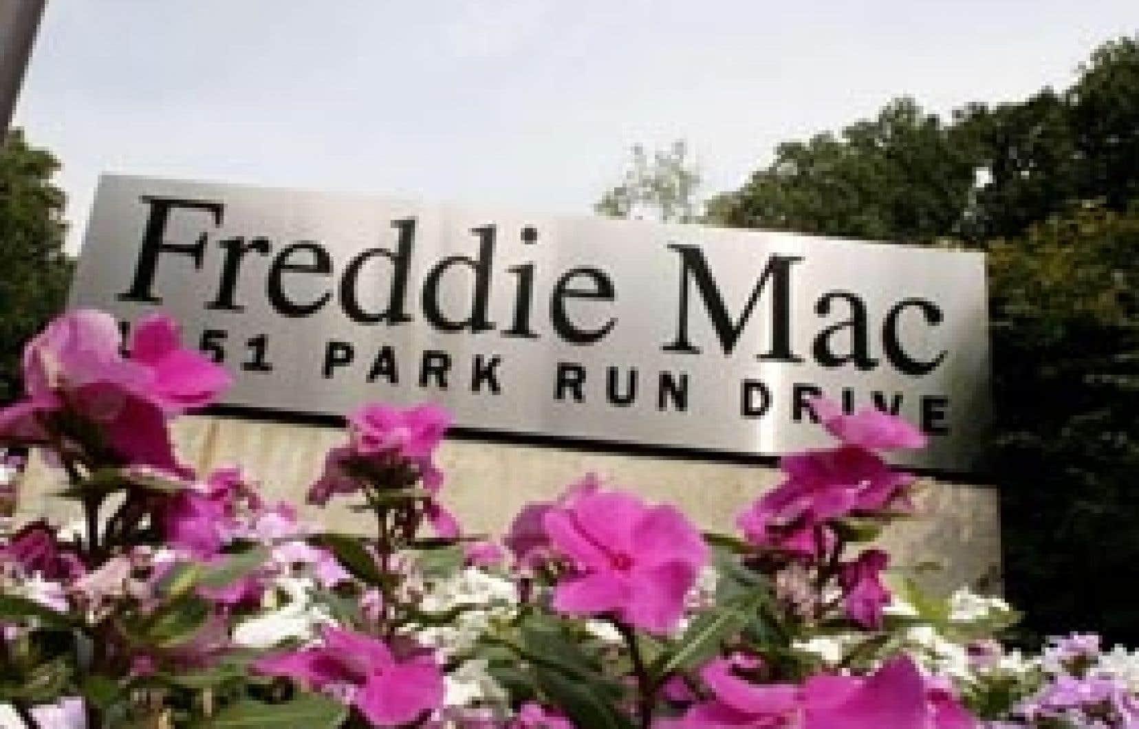 Un employé de Freddie Mac devrait percevoir une prime de 1,325 million $US.