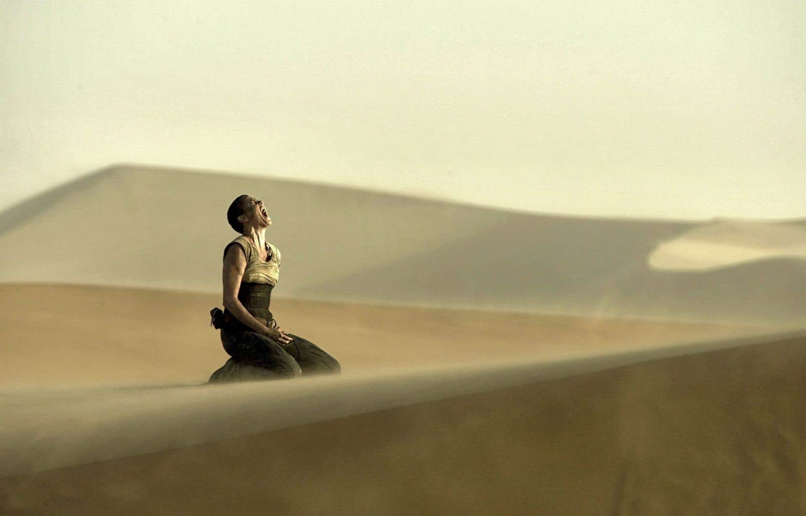 Charlize Theron dans «Mad Max»