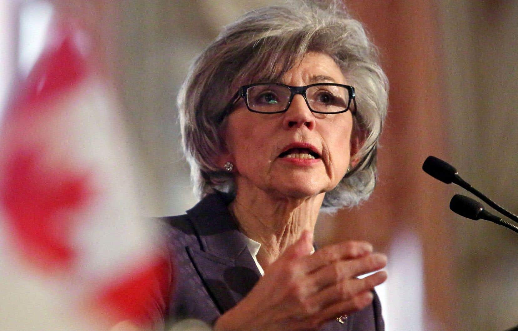 La juge en chef de la Cour suprême du Canada, Beverley McLachlin, a soutenu jeudi que les politiques assimilationnistes du Canada envers les autochtones au début de la Confédération s'appelleraient, <em>«dans le langage du XXIe siècle, un génocide culturel».</em>