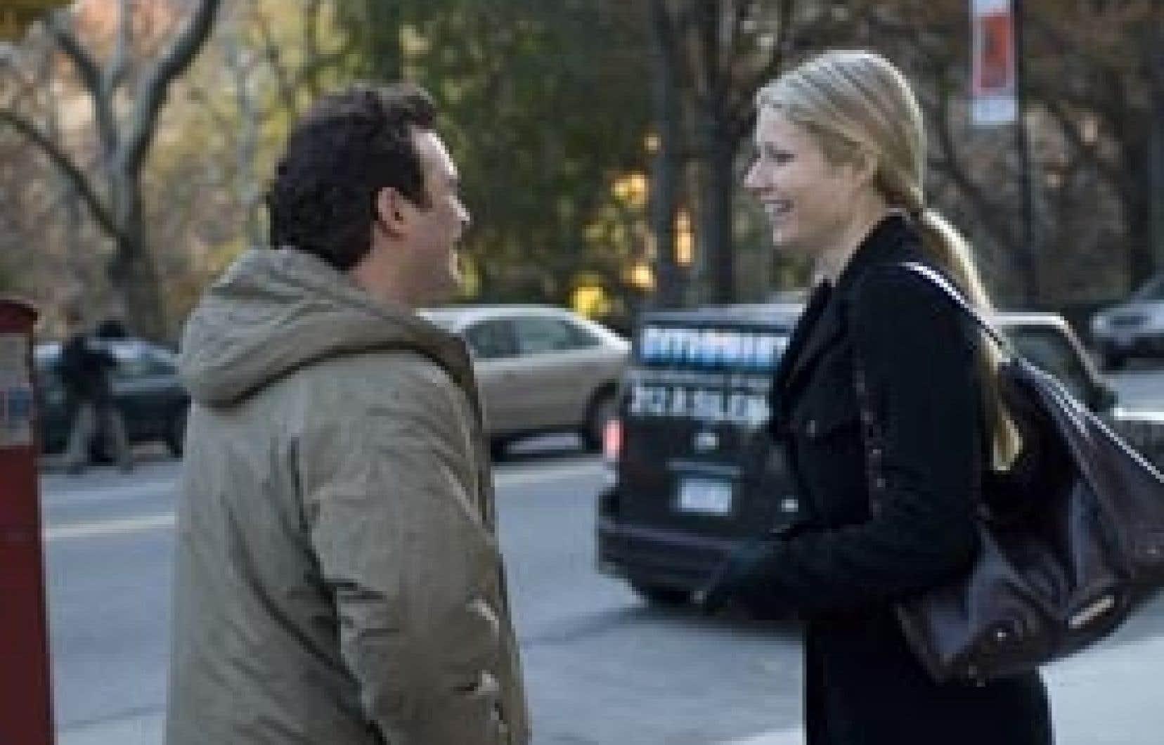 Joaquin Phoenix et Gwyneth Paltrow dans Deux amants, de James Gray
