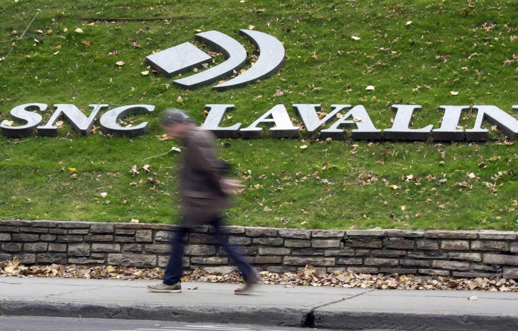 Il serait compliqué pour des acheteurs potentiels d'évaluer convenablement SNC-Lavalin.
