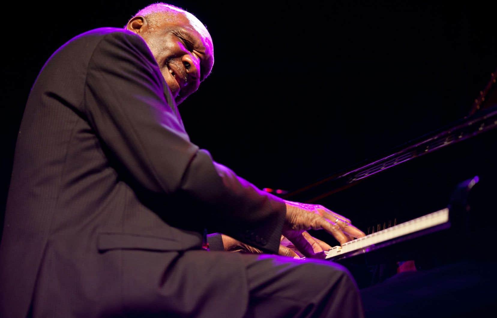 Harold Mabern est un grand pianiste et un grand professeur.