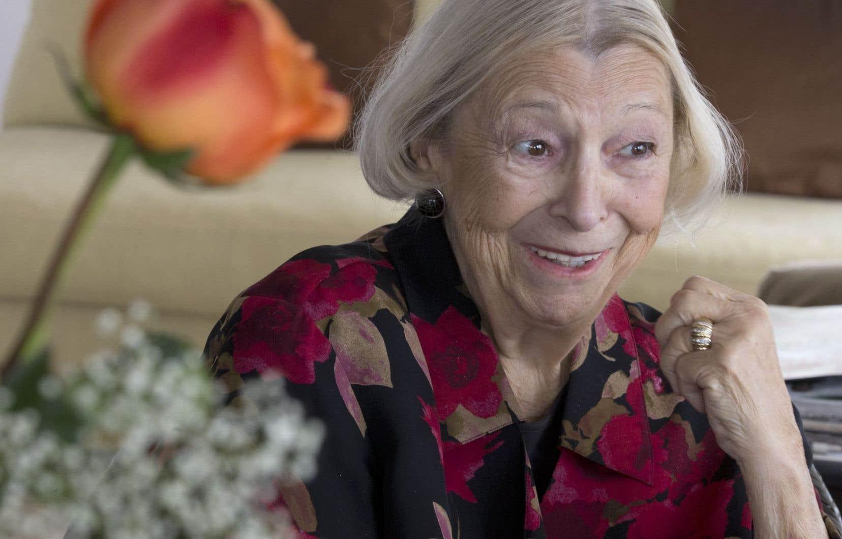 Lise Payette affirme que non seulement l'égalité pour les femmes n'est pas atteinte, contrairement à ce qu'affirment certains, mais que les femmes ont même régressé depuis quelques années.