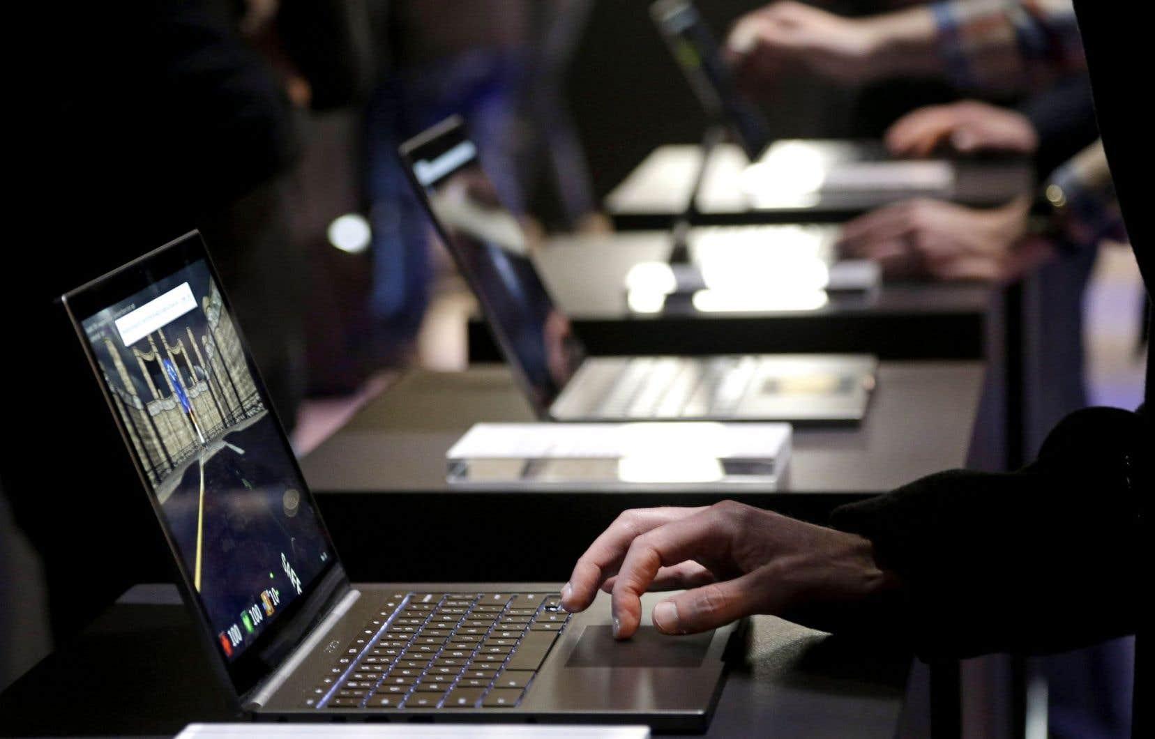 Le géant américain Google se défend de pratiquer l'espionnage passif de sa clientèle.