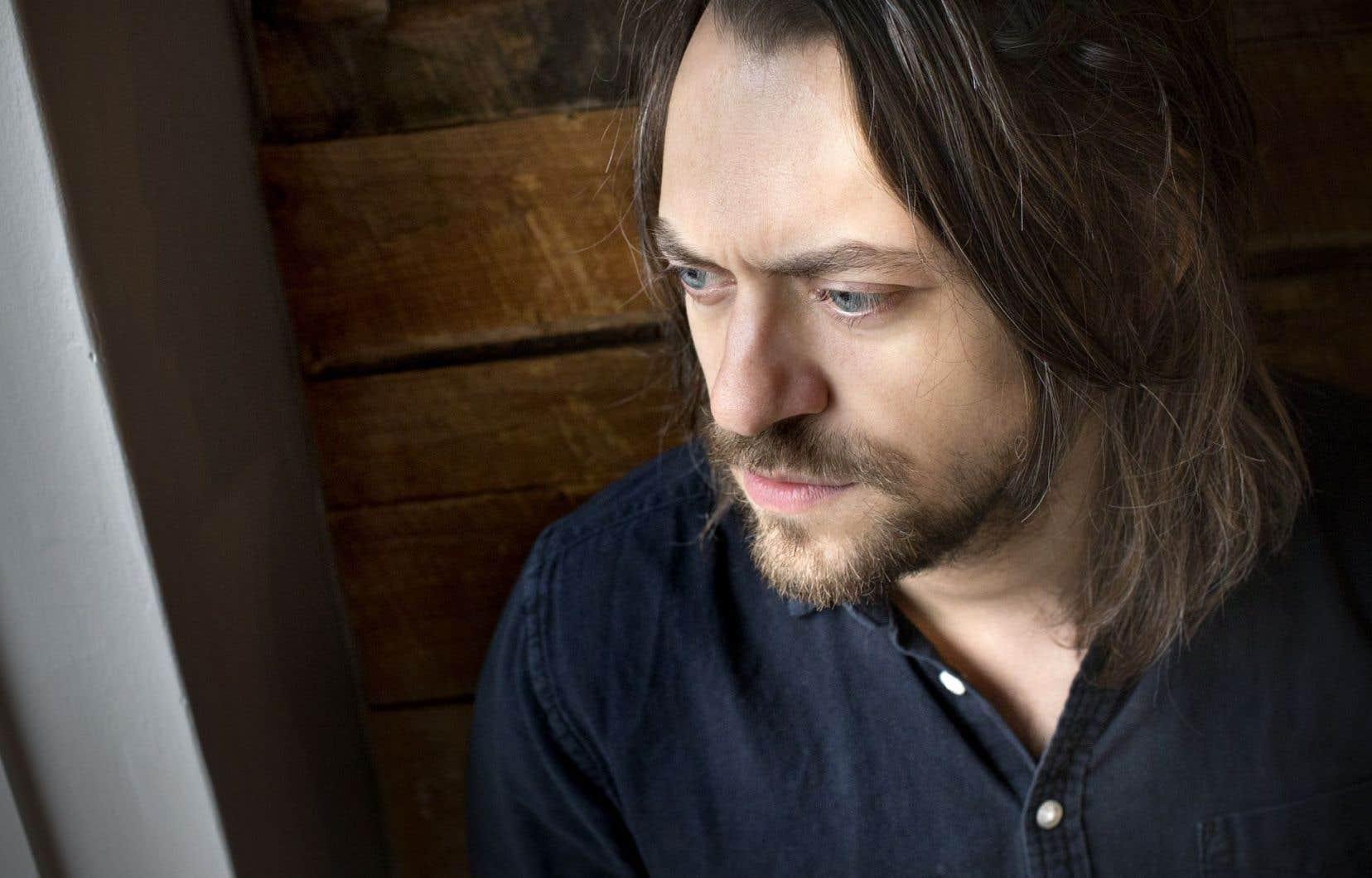 Antoine Corriveau recevra son prix lors du Festival d'été de Québec, le 11 juillet.<br />