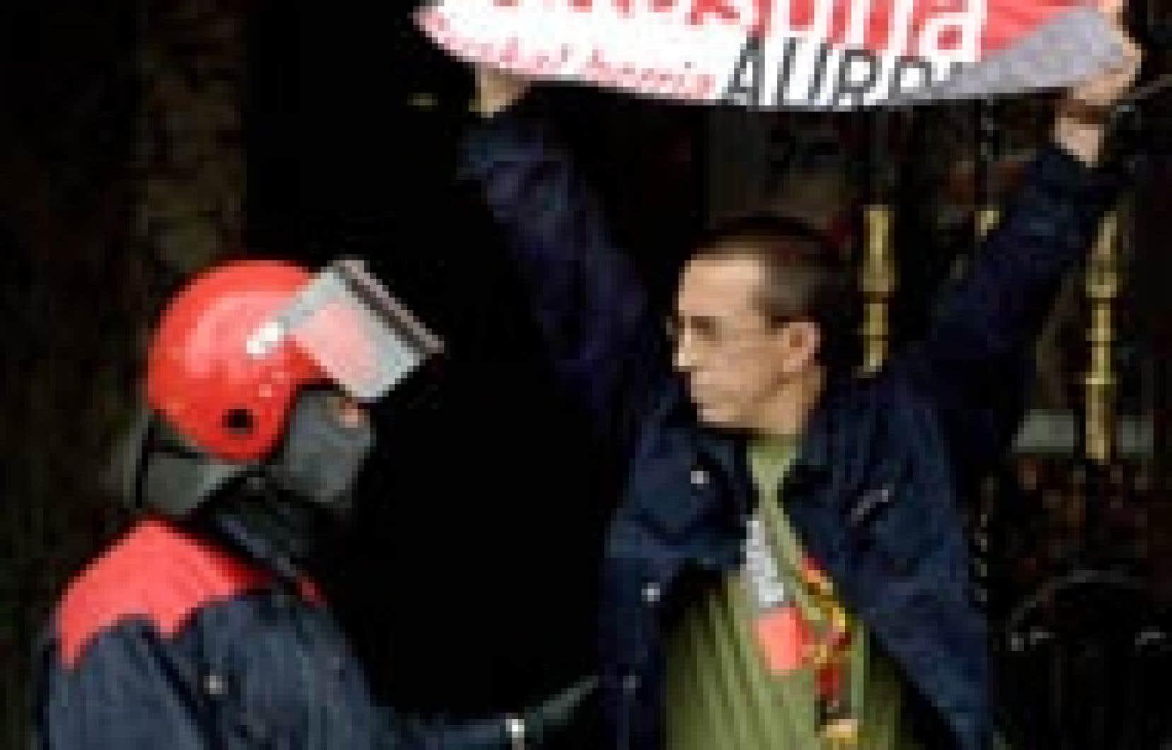 De la résistance à Bilbao.