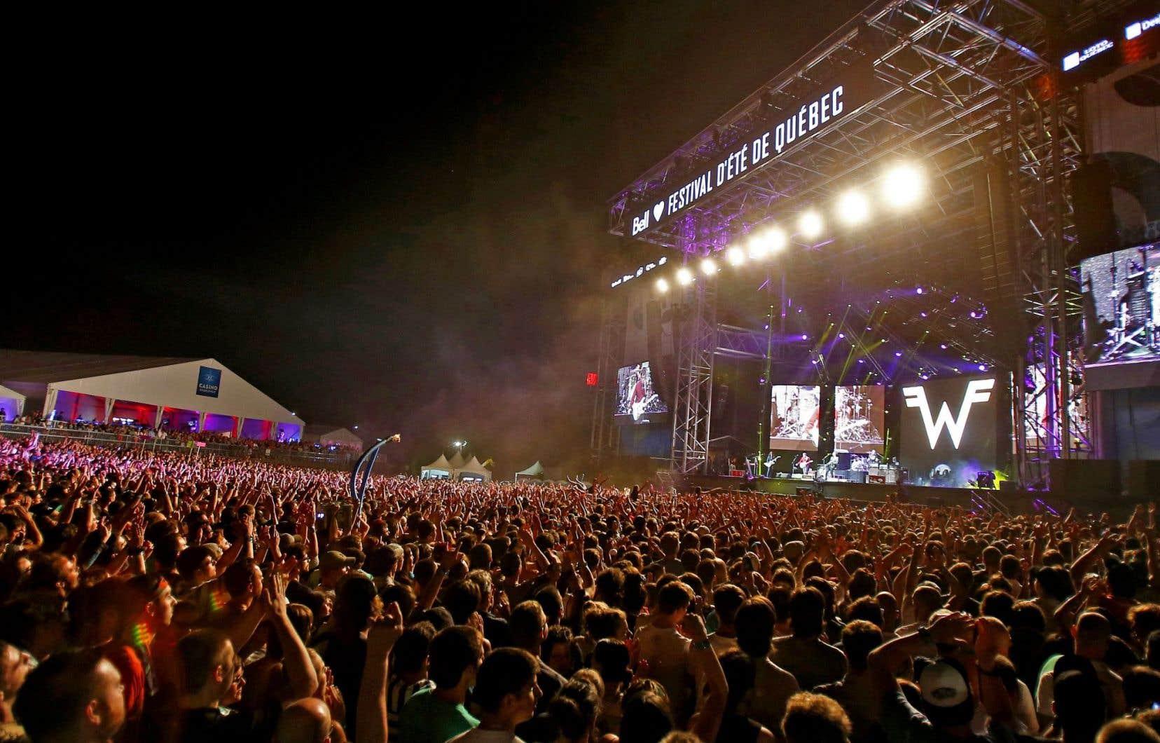 Le Festival international de jazz de Montréal, les FrancoFolies de Montréal, le Festival d'été de Québec et le Festival Juste pour rire sont parmi les événements touchés.