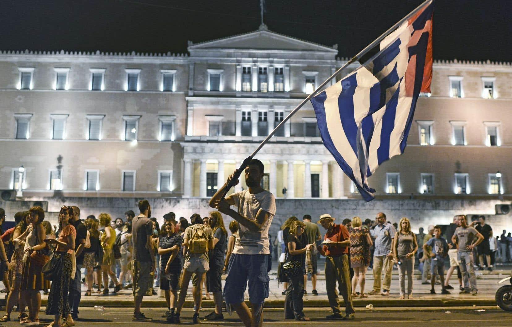 Outre la question de la dette qui provoque le mécontentement, Alexis Tsipras a promis de procéder à de grandes réformes en Grèce.