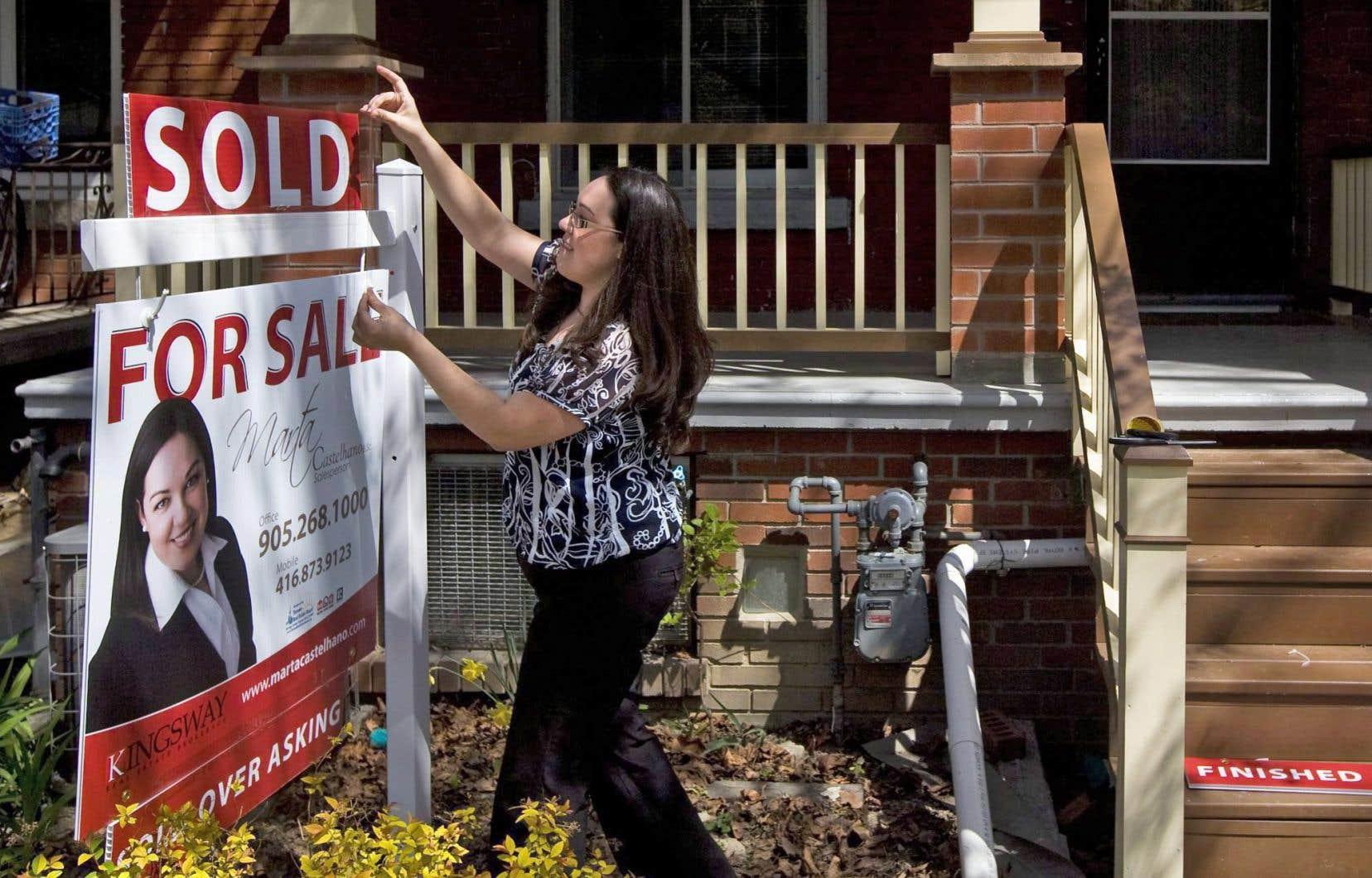 Dans sa récente étude sur le prix des maisons, Royal LePage souligne que la hausse du prix moyen oscillait entre 3,9 % et 7,5 % au deuxième trimestre à l'échelle canadienne.