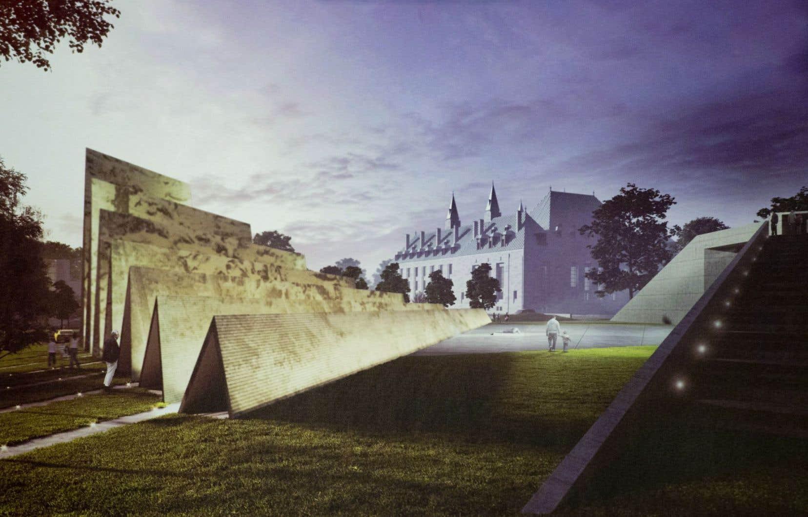 Le monument aux victimes du communisme projeté à Ottawa
