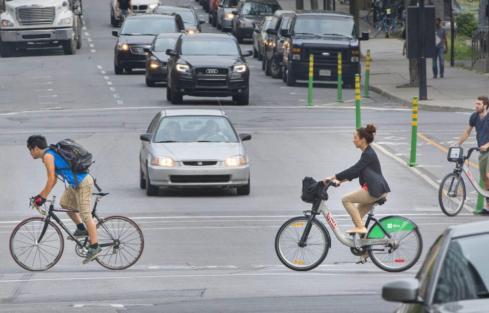 Les cyclistes ont des droits, bien sûr, mais ils devraient aussi accepter les responsabilités qui en sont le corollaire.