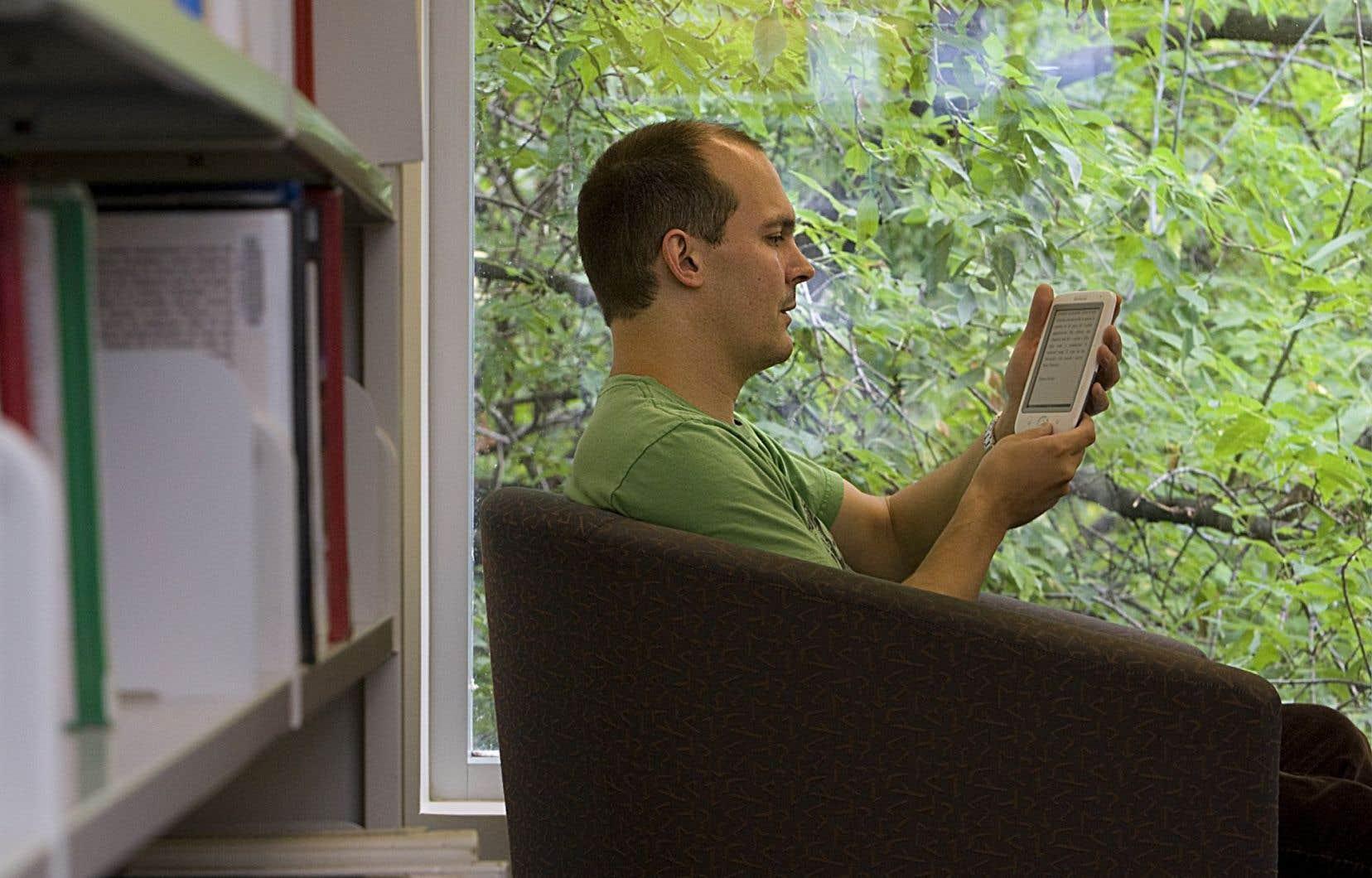 Le livre numérique est généralement deux fois plus taxé que le livre papier.