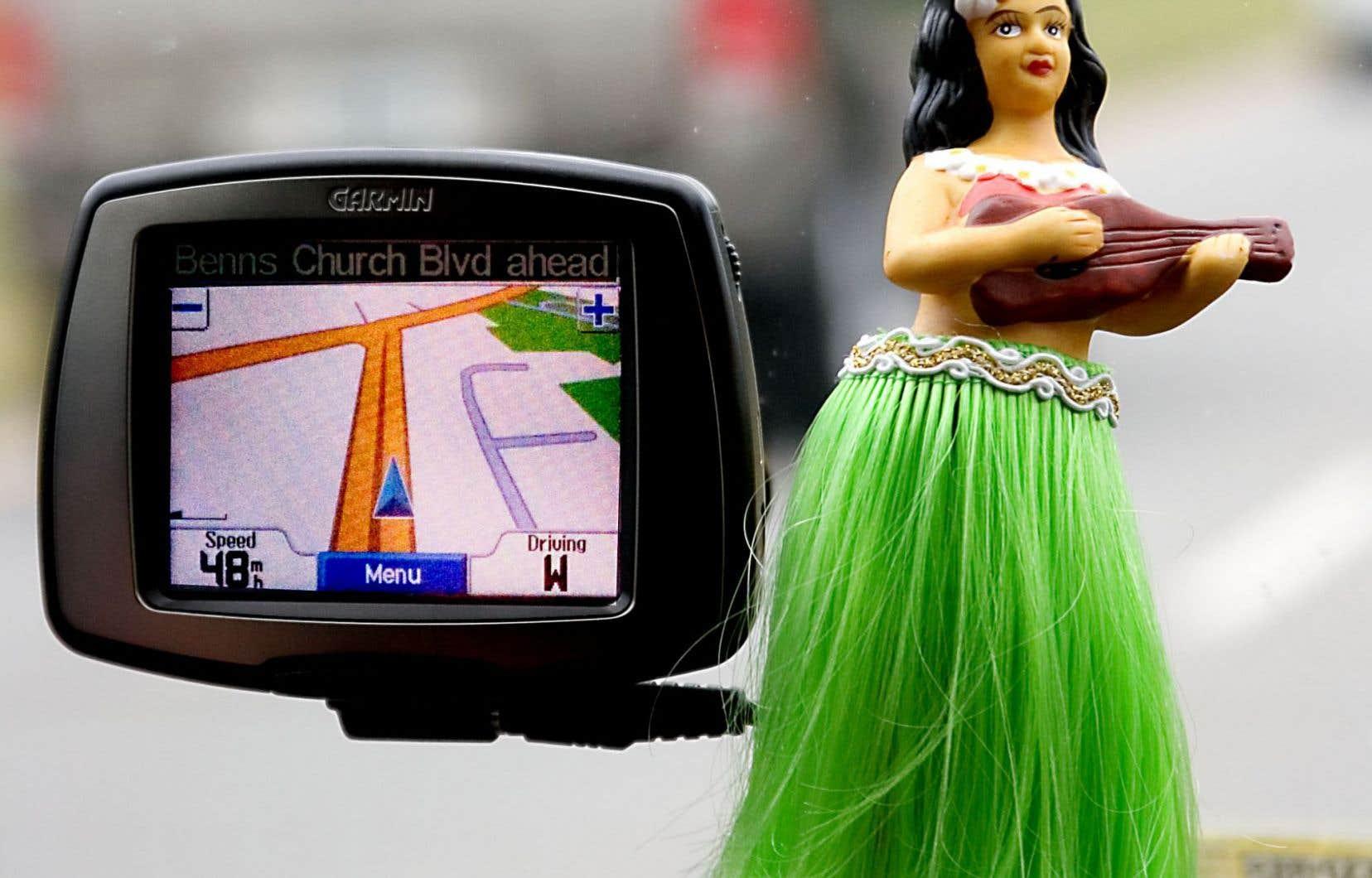 Les GPS font partie des 200 produits de haute technologie dont les droits de douane seront éliminés.