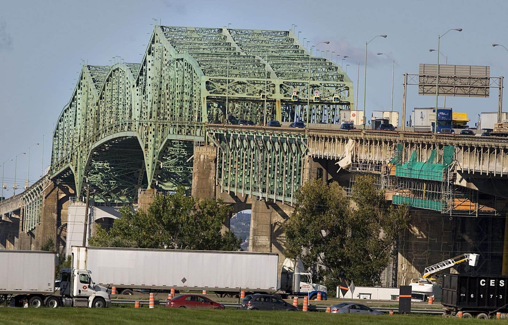 Une partie du site a déjà été affectée par la construction du premier pont Champlain dans les années 1950.
