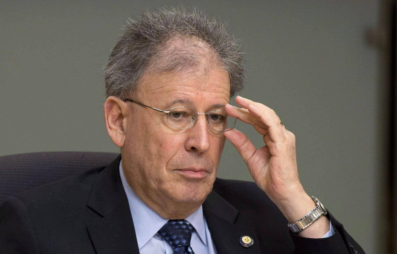 Michael Binder a multiplié les interventions depuis sa nomination en remplacement de l'ancienne présidente de la Commission canadienne de sûreté nucléaire.
