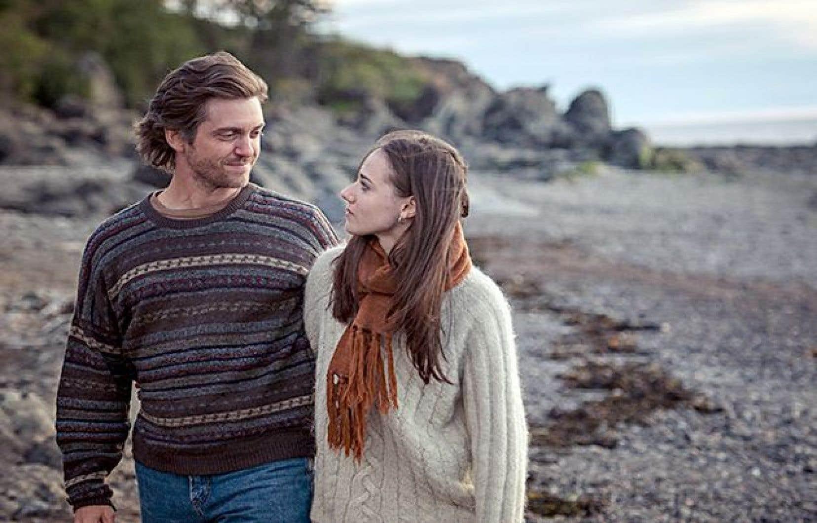 «Les êtres chers» d'Anne Émond, avec Maxim Gaudette et Karelle Tremblay, est l'un des films canadiens présentés au TIFF.