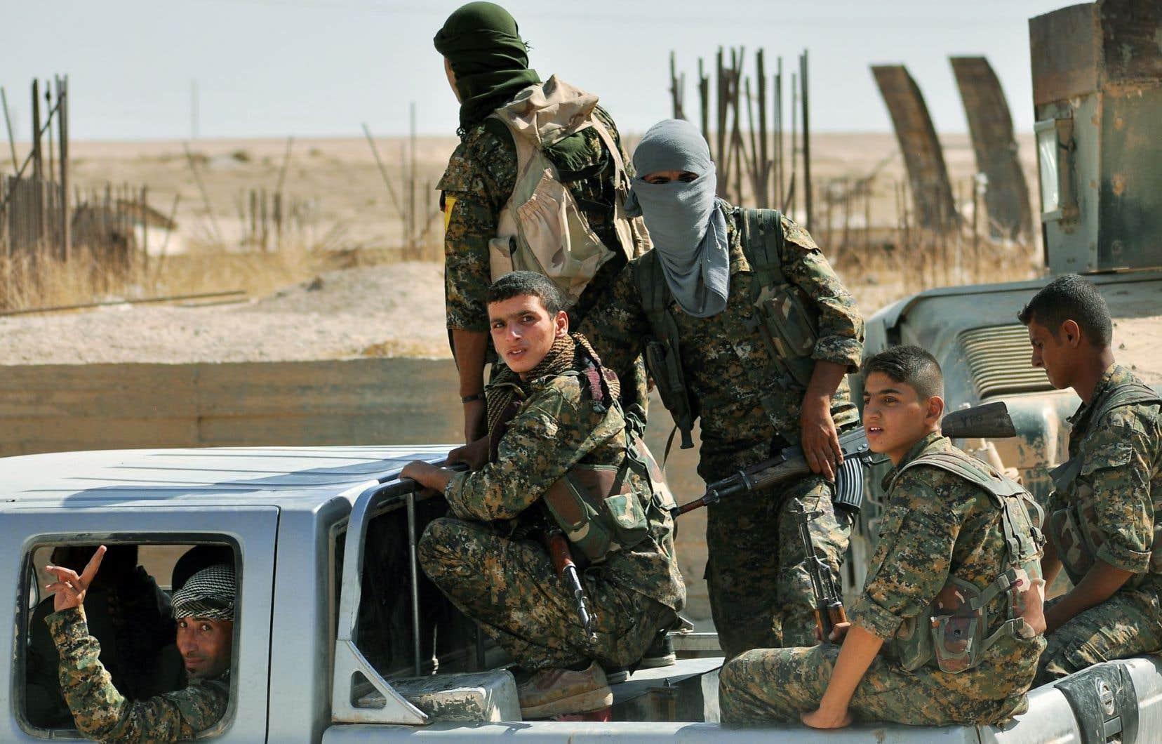 Le PYD, principal parti kurde syrien, est proche des rebelles du PKK, dont la Turquie pilonne les positions dans le nord du l'Irak.