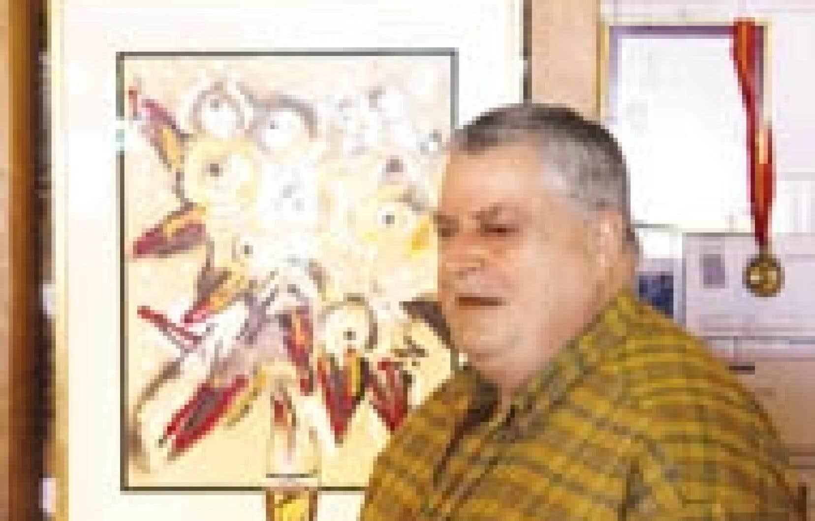 Champlain Charest est un grand amateur de vin. Éprouvant également un engouement pour la peinture de son ami Riopelle, il a acheté au fil du temps une trentaine d'oeuvres du peintre.